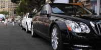 Maybach in Monaco